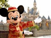 Inbound Tour - Hong Kong - The Turkey Paint - Wax Museum - Disneyland - Tower Sky 100]