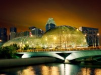 Inbound Tour - Singapore [Wax Museum - Water Music - Garden by the Bay - Marina Barrage]
